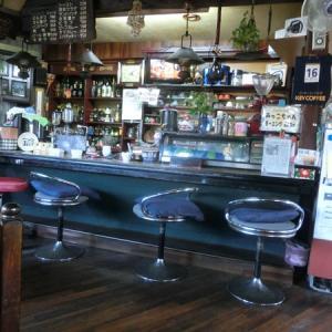 創業40年の喫茶「エルボン」 京町温泉 宮崎県えびの市