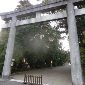 夏越歌に歌い継がれる 小戸神社 宮崎県宮崎市