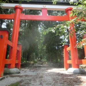 霧島六権現を巡って! ~再訪狭野神社~