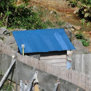 山に抱かれる水辺の露天風呂 幕川温泉 水戸屋