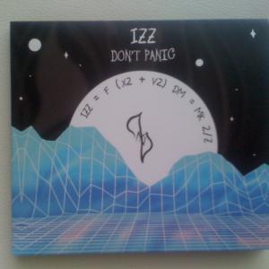 今日の一曲 1/18  IZZ (IZZはナゾの方程式♪)