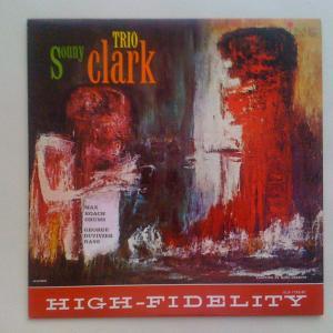 今日の一曲 1/25  Sonny Ckark (暗~くなるような年の始まり)