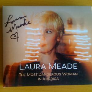 今日の一曲 7/25  Laura Meade (最もキケンなオンナ♪)