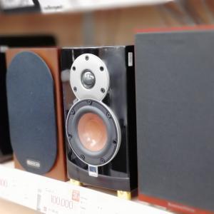 小型スピーカー聴き比べ B&W編