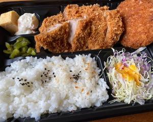富ヘレかつ弁当 570円(税込)!!