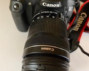 久々の一眼レフカメラ