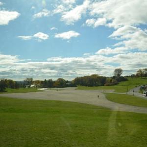 カナダその3・「戦場公園」