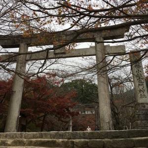 福岡・ブームの竈門神社に行ってみた