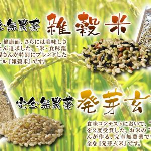 無農薬の『雑穀米』『発芽玄米』『米粉(微細粒米粉)』大好評販売中 稲刈りの様子2020(前編)