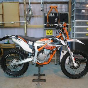 初入荷!USED KTM FREERIDE 250F 2019モデル!