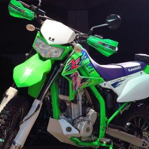 FINALと聞くと、チョッとドキッてしませんか?^_^Kawasaki KLX250 FINALEDITION!