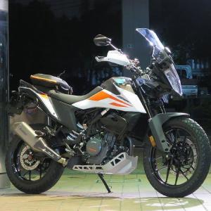 KTM 390 ADVENTURE CUSTOM車のご紹介!HRE-Special
