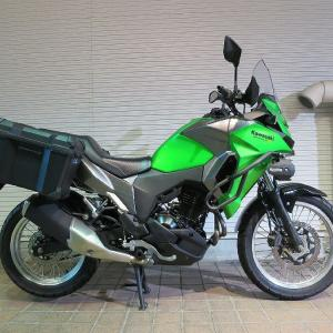 USED Kawasaki VERSYS-X 250 ABS TOURER 2017 入荷しました!