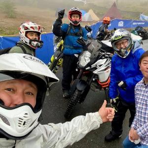 Door of Adventure 2020・秋  八ヶ岳  開催前日「明日は晴れますように!」