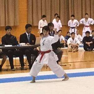 第1回パンダ杯全国高等学校空手道形競技錬成大会