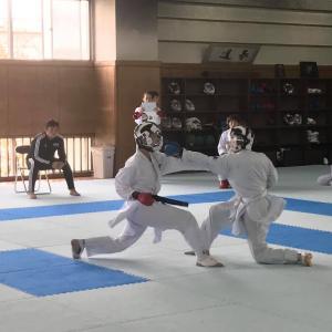おかやま山陽・呉港・学芸で練習試合