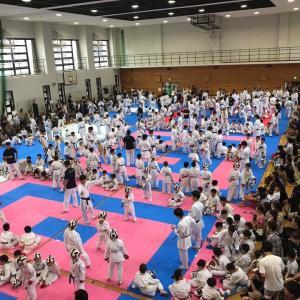 約500名の参加で盛り上がりました 第2回大阪学芸合同練習会