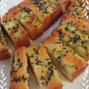 お芋のフィナンシェ&栗タルト+芋タルト