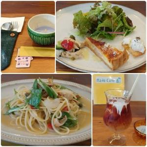 madocafeでランチ~♪
