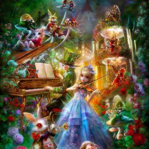 SHUアリス最新作「Alice Symphony」発表!!