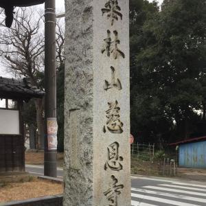 婆娑羅日記Vol.43~坂東三十三観音②(埼玉編❶)