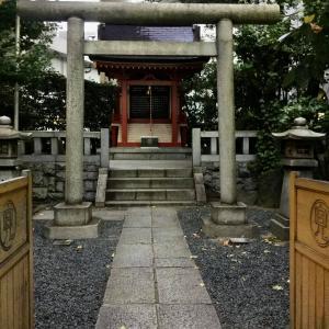 婆娑羅日記Vol.46~平将門の北斗七星巡りin2018⑤(兜神社)