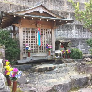 婆娑羅日記Vol.32~熊野古道紀伊路旅行記in2017⑦(沓掛王子跡⇒)