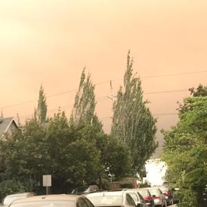 オレゴン州史上最悪の山火事