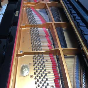 ヤマハグランドピアノS6