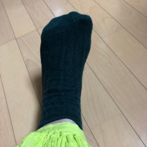 足指のヒビから二週間