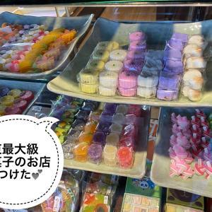 関東最大級 干菓子のお店 新杵 に行ってきたよ