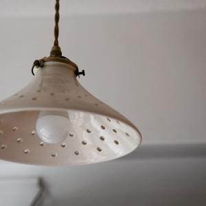 ランプが嬉しい季節です