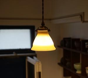 新作のランプシェード