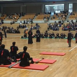 12月8日大森杯・県下東西対抗戦