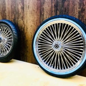 Sinister Wheel イントルーダークラッシックフルカスタム 埼玉川越市 国産アメリカン