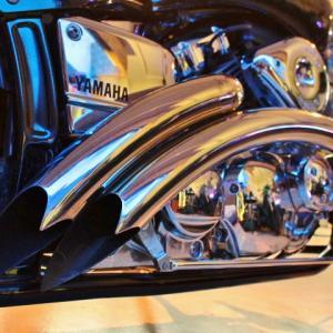 KILLER-STREETマフラー DS400/1100 カスタムバイクショップハートビート