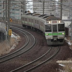 12月30日 続新札幌カーブ