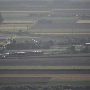 ロイヤル追っかけ 8月28日 池田俯瞰