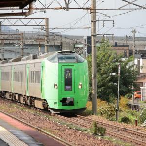 10月6日 平和駅