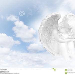 いつも天使の羽が見える? He Sees Wings of Angels near Me