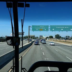 ロサンゼルス観光をしてサンディエゴのラホヤに着きました