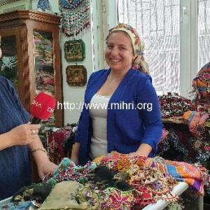 通信社DHAの取材インタビュー