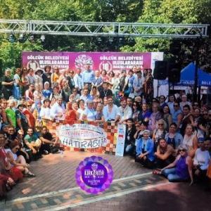ギョルジュック市「第10回国際パッチワークキルトフェスティバル」