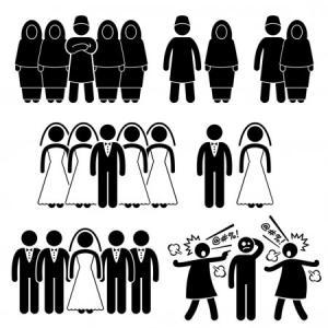 一夫多妻制をあなたはどう思いますか ?
