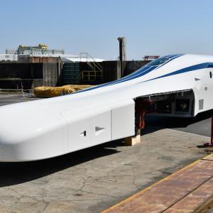 夢の時速500km「超電導リニア」