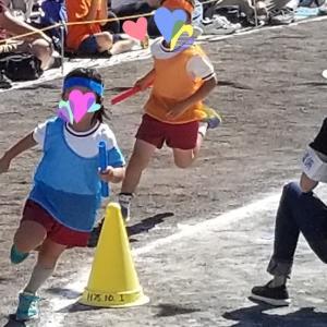 運動会シーズンですね。