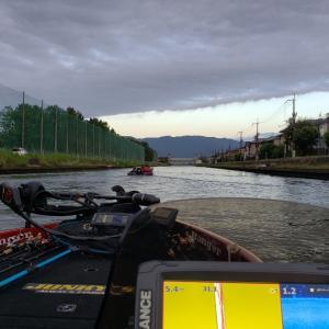 9月19日琵琶湖
