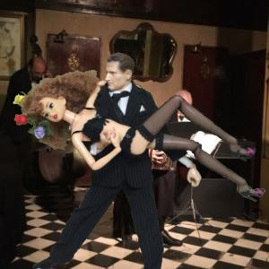 Tango Argentino Girl's End in Buenos Aires Sur Ⅲ