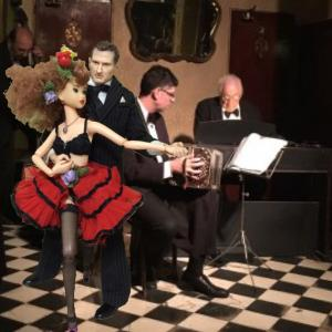 Tango Argentino Girl's End in Buenos Aires Sur Ⅱ
