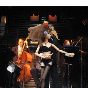 tango argentina Girl's End in buenos aires stage